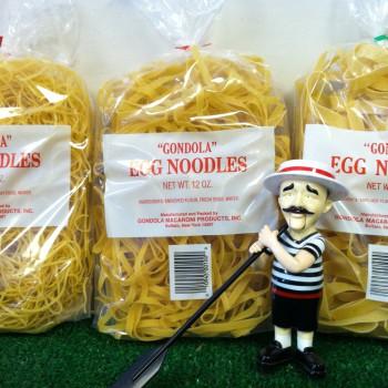 Gondola Egg Noodles