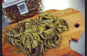 Basil Noodles