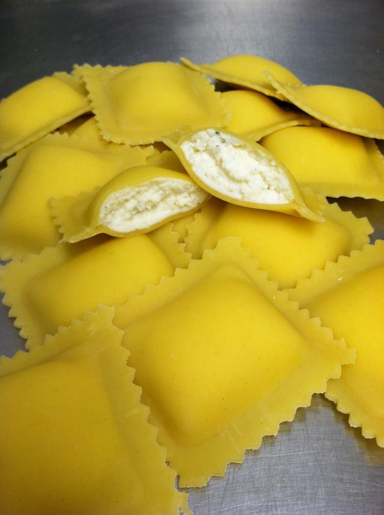 Gondola Cheese Ravioli