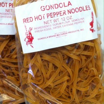 Gondola Red Hot Pepper Noodles